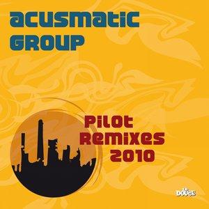 Image pour 'Pilot Remixes 2010'