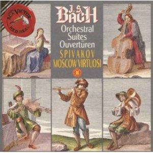 Immagine per 'Johann Sebastian Bach Orchestral Suites'