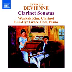 Image for 'Devienne: Clarinet Sonatas'