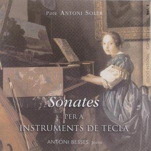 Image for 'Pare Antoni Soler Sonatas For Keyboard Vol. 1'