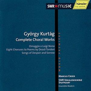 Imagen de 'György Kurtág: Complete Choral Works'