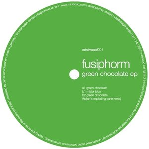Image for 'Green Chocolate EP'