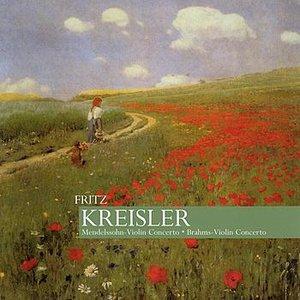 Image for 'Kreisler: Mendelssohn - Violin Concerto, Brahms - Violin Concerto'