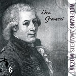 Image for 'Wolfgang Amadeus Mozart, Vol. 6 (1955)'