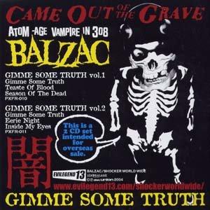 Bild für 'Gimme Some Truth'