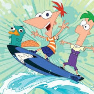 Image for 'Cast - Phineas and Ferb'