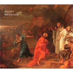 Image for 'Messiah - Choruses / The Academy of Ancient Music - Christopher Hogwood'