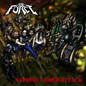 Image for 'Nations Under Attack'