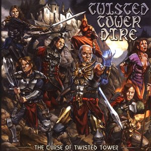Image for 'The Curse of Twisted Tower'