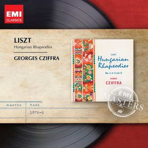 Image for 'Liszt: 7 Hungarian Rhapsodies'