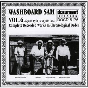 Image for 'Washboard Sam Vol. 6 1941-1942'