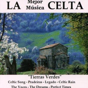 Bild för 'La Mejor Música Celta: Tierras Verdes'