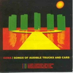 Image for 'Songs of Inaudible Trucks and Cars'