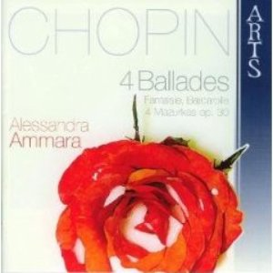 Image for 'Frédéric Chopin: 4 Ballades Fantaisie, Barcarolle, 4 Mazurkas Op. 30'
