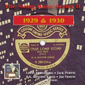 Image for 'The Swing-Music Series, Vol. 2: Louis Armstrong, Joe Venuti, The O.K. Rhythm Kings & Others (Recorded 1929-1930)'