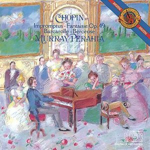 Image for 'Chopin:  Impromptus'