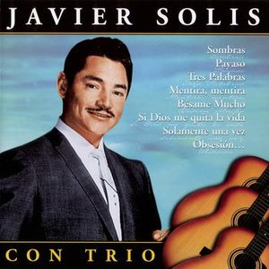 Imagem de 'Javier Solis con Trio'