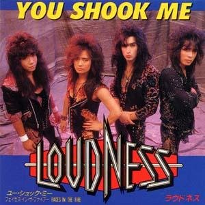 Image for 'You Shook Me'