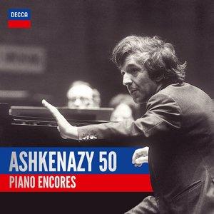 Immagine per 'Ashkenazy 50: Piano Encores'