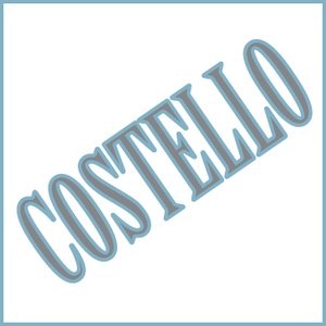 Image for 'Costello'
