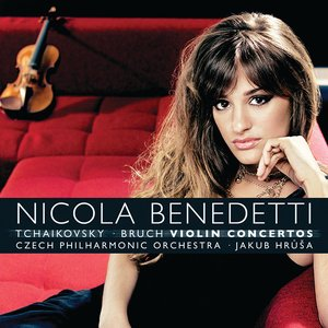 Imagen de 'Tchaikovsky-Bruch Violin Concertos'