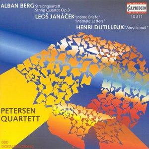 "Image for 'Berg, A.: String Quartet / Janacek, L.: String Quartet No. 2, ""Intimate Letters"" / Dutilleux, H.:  Ainsi La Nuit'"