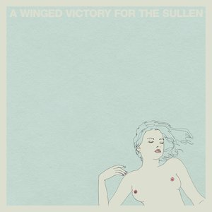 """A Winged Victory for the Sullen""的封面"