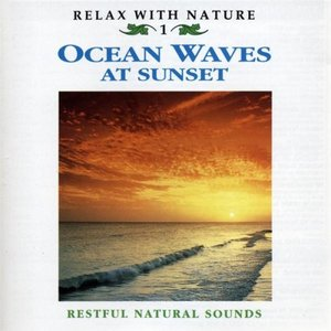 Image pour 'Ocean Waves At Sunset'