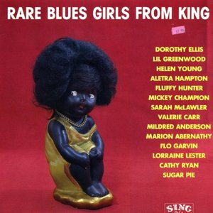 Image for 'Rare Blues Girls From King'