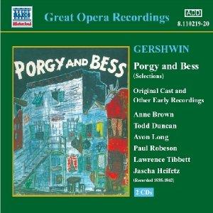 Image for 'GERSHWIN: Porgy and Bess (Original Cast Recordings) (1935-1942)'