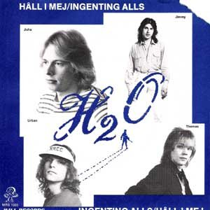 Image for 'Håll i mej / Ingenting alls'