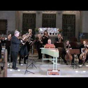 Image for 'Nils-Erik Sparf and Drottningholm Baroque Ensemble'