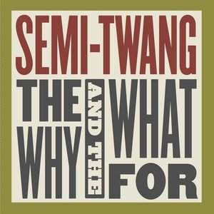 Image for 'The Why and the What For'
