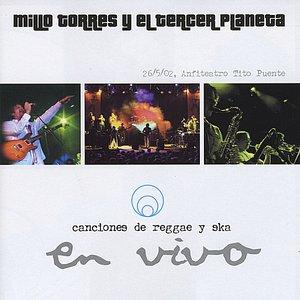 Imagen de 'Canciones de Reggae y Ska En Vivo'