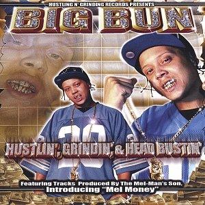 Image for 'Hustlin',Grindin', & Head Bustin'(THE UNDERGROUND ALBUM)'