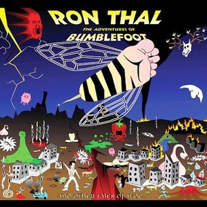 Image for 'The Adventures of BumbleFoot'