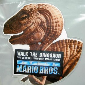 Image for 'Walk the Dinosaur (feat. George Clinton)'