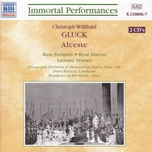 Image for 'GLUCK : Alceste (Bampton / Maison / Warren)'