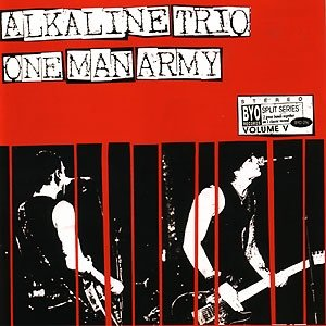 Image for 'Alkaline Trio One Man Army BYO'