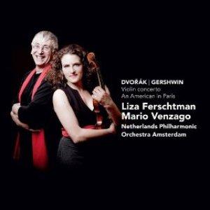Image for 'Dvořák: Violin concerto - Gershwin: An American in Paris'