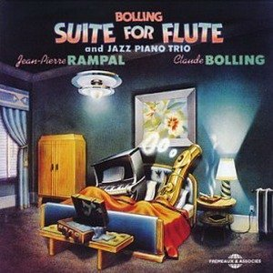 Image for 'Suite for Flute and Jazz Piano Trio'