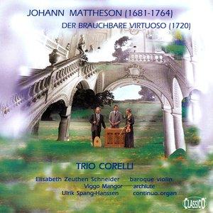Image for 'Mattheson: Der brauchbare Virtuoso'