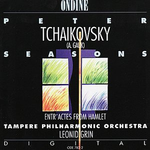 Image for 'Tchaikovsky: Seasons - Entr'actes from Hamlet'