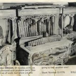 Image for '57 Key Gavioli Carousel Organ'