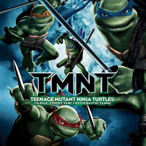 Image for 'Fall Back Into My Life (TMNT Album Version)'