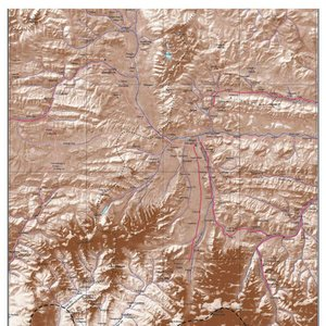 Image for 'Zhangmu: Crossing A Landslide Area'