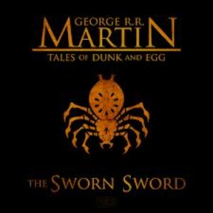 Image for 'The Sworn Sword (read by Graham Malcolm)'