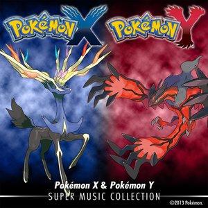 Image for 'Pokémon X & Pokémon Y: Super Music Collection'