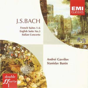 Image for 'French Suites/English Suite No.3/Italian Concerto'