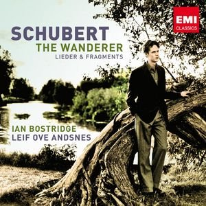 Image for 'Schubert: The Wanderer - Lieder and Fragments'